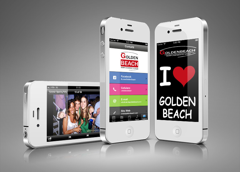Golden Beach Mobile App
