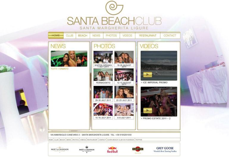 Santa Beach Club