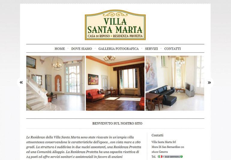 Villa Santa Marta